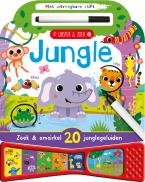Geluidenboek Jungle - luister&zoek