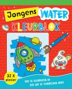 Waterkleurblok Jongens