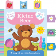 Kleine Beer knisperboekje - mini me