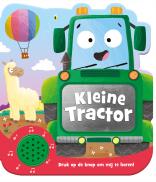 Geluidboek Kleine Tractor