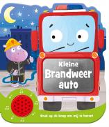 Geluidboek Kleine Brandweerauto