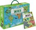 Dieren - Boek + puzzel