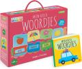 Woordjes - boek + puzzeltrein