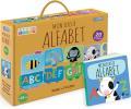 Alfabet - boek + puzzeltrein