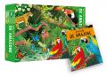 Amazone - Boek + puzzel