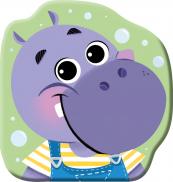 Nijlpaard - Badtijd