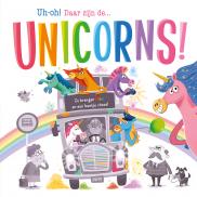 Uh-Oh! Unicorns -Prentenboek padded