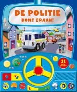 Geluidenboek De politie komt eraan!