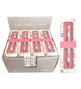 Llama-display ballpoint pen