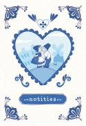 Delfts Blauw - notitieboek