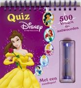 Disney Quiz prinsessen & zandloper