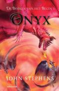 Onyx, de boeken van het begin 3