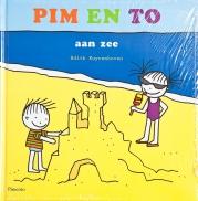 Pim en To aan zee