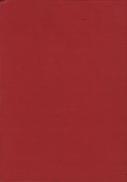 Blanco boek A4 rood