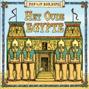 Oude Egypte pop-up bordspel