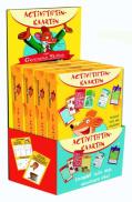 4 sets activiteitenkaarten Stilton