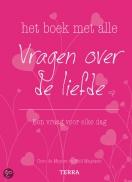 Boek met alle vragen over de liefde