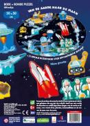 Van de aarde naar de maan