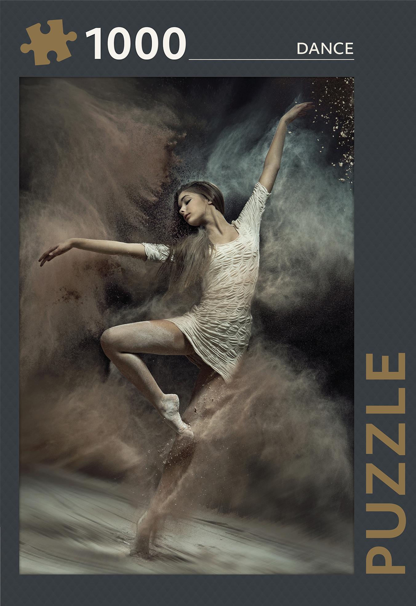 Dance - puzzel 1000 st