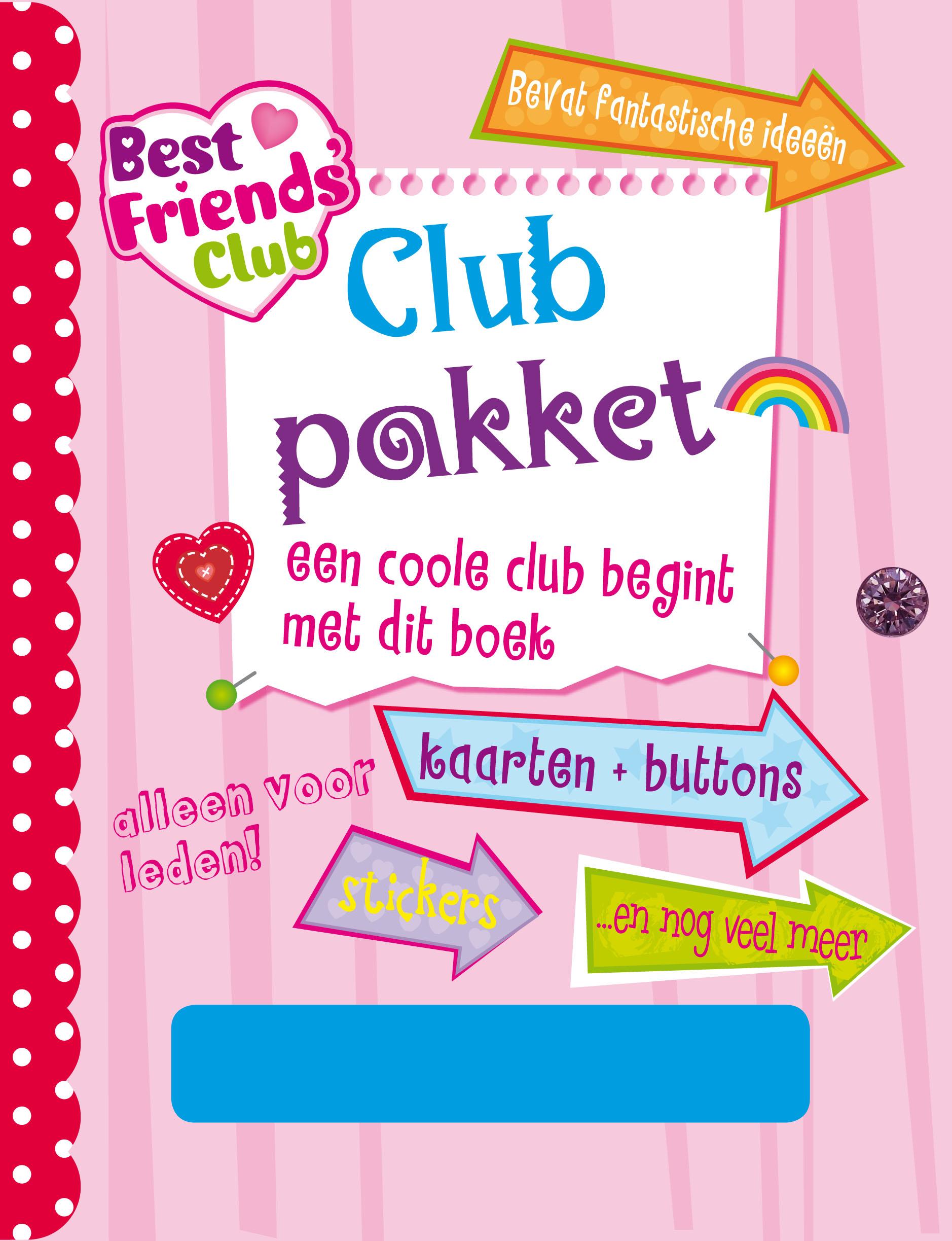 Best Friends Club Club pakket