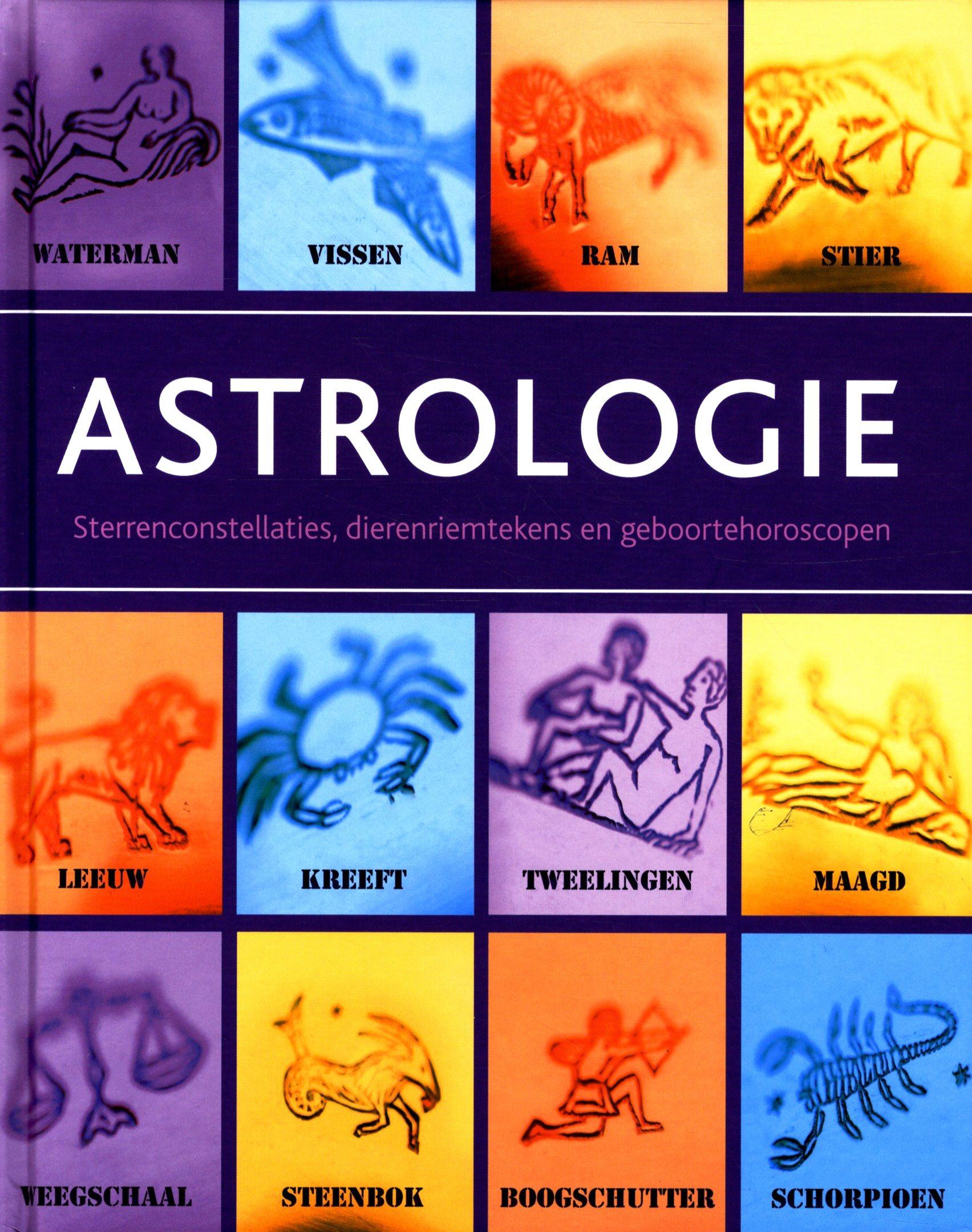 Astrologie, geboortehoroscopen,