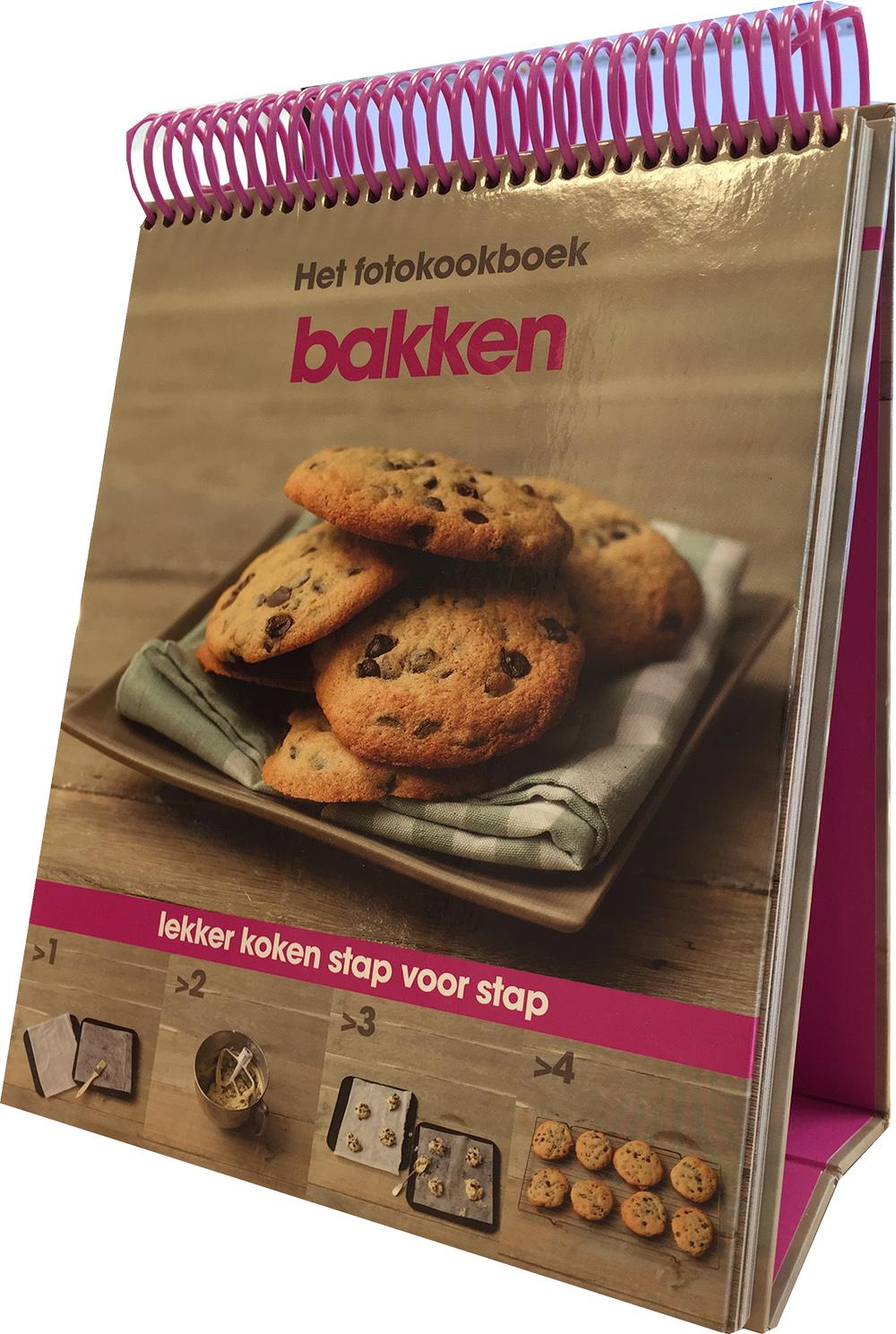 Fotokookboek Bakken