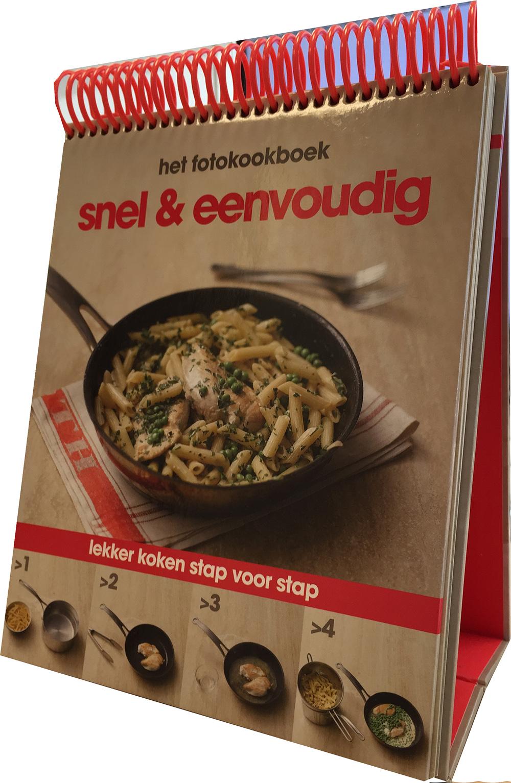 Fotokookboek Snel & eenvoudig