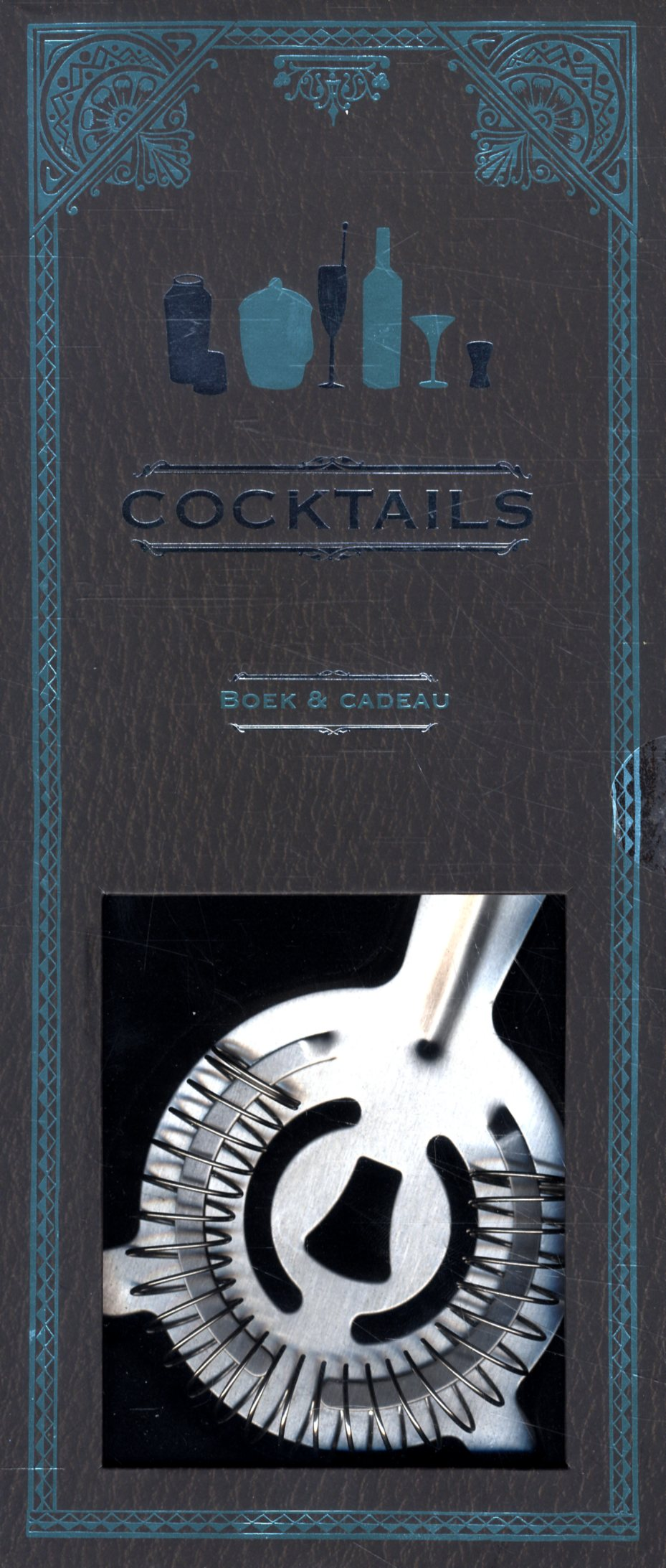 Boek&cadeau Cocktails