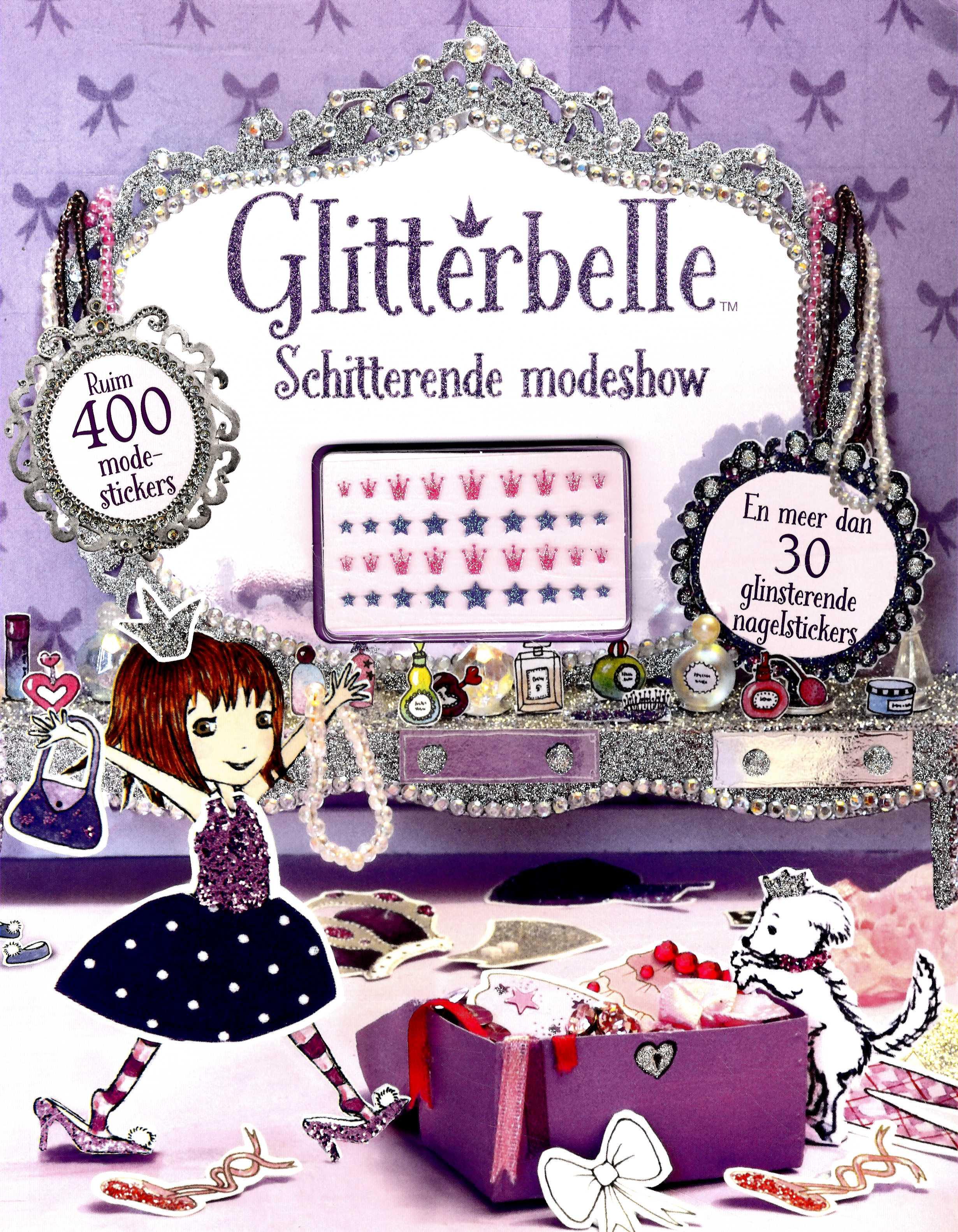 Glitterbelle, Schitterende modeshow