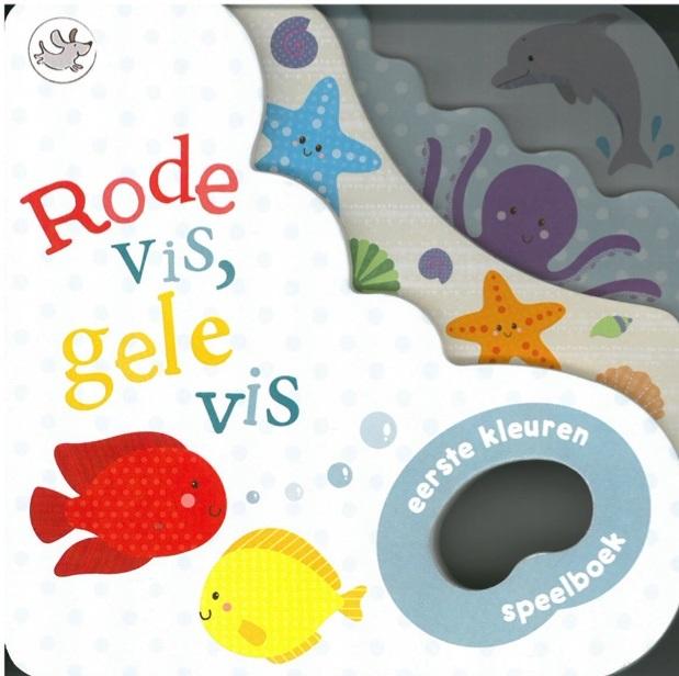 Speelboek, Rode vis, gele vis
