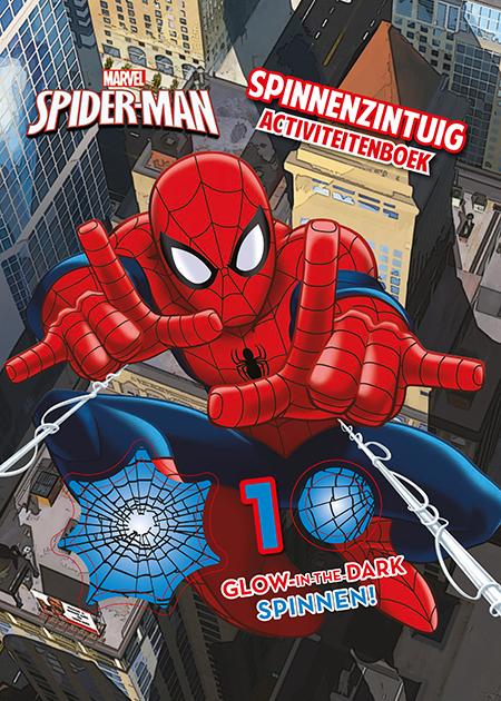 Marvel Spider-man Spinnenzintuigact