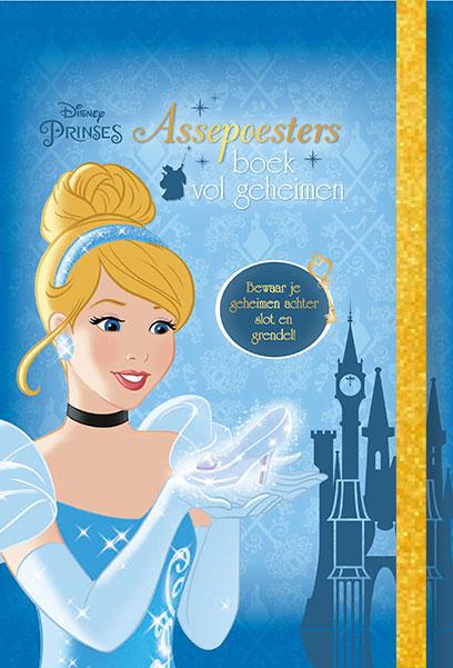 Disney Assepoester bk vol geheimen