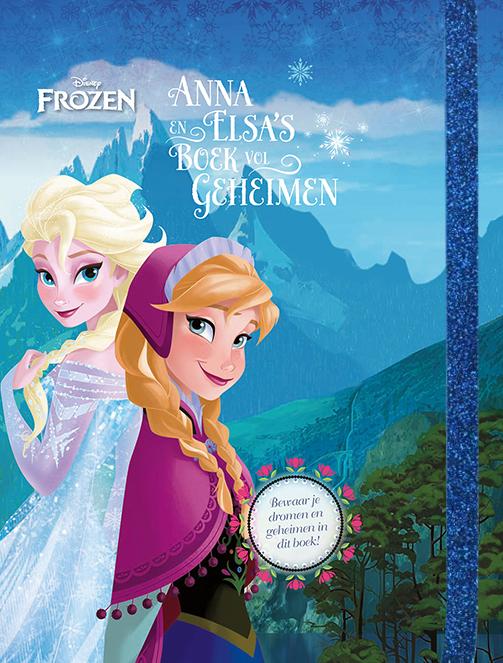 Disney Frozen Anna en Elsa's geheim