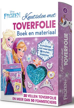 Disney Frozen Knuts.met toverfolie
