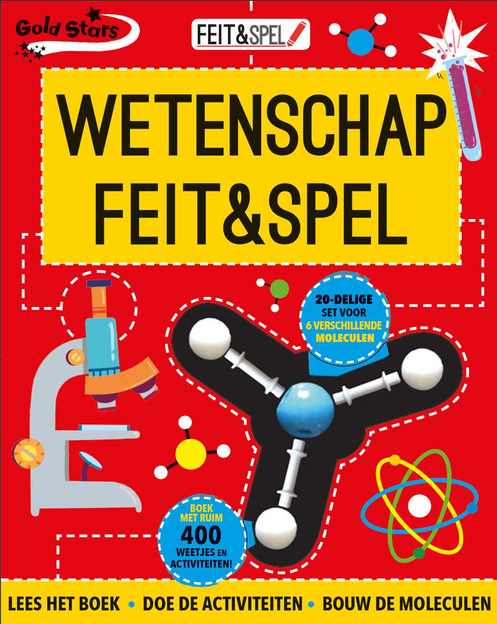 Feit & spel Kit Wetenschap