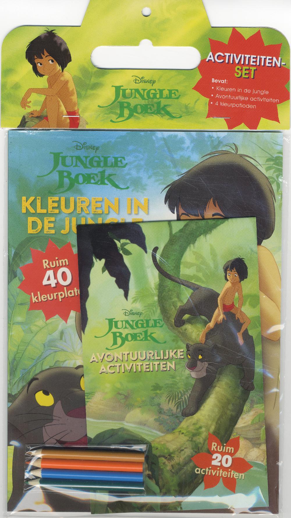 Disney Jungle activity pack