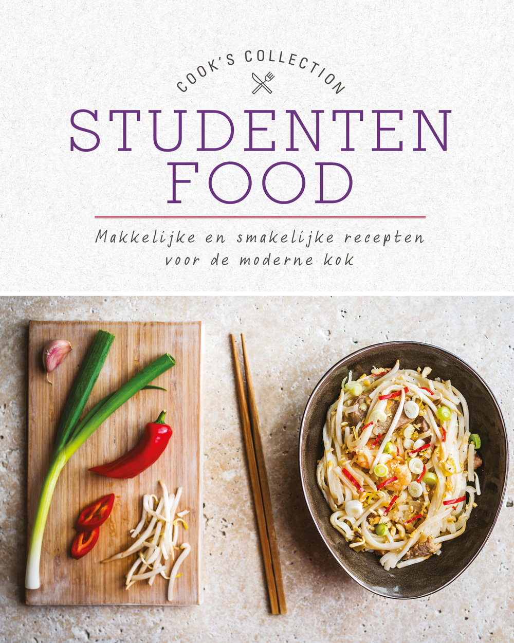 Cook's Collection-studenten food