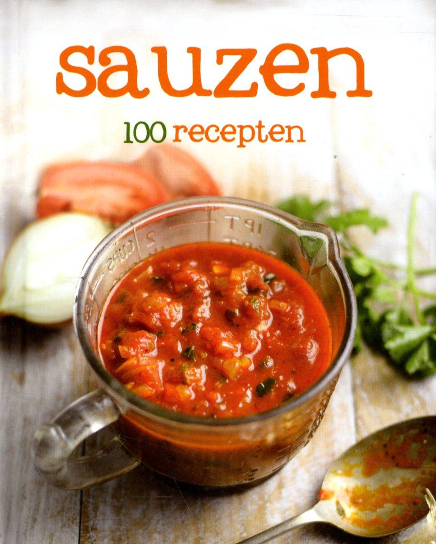 100 recepten Sauzen