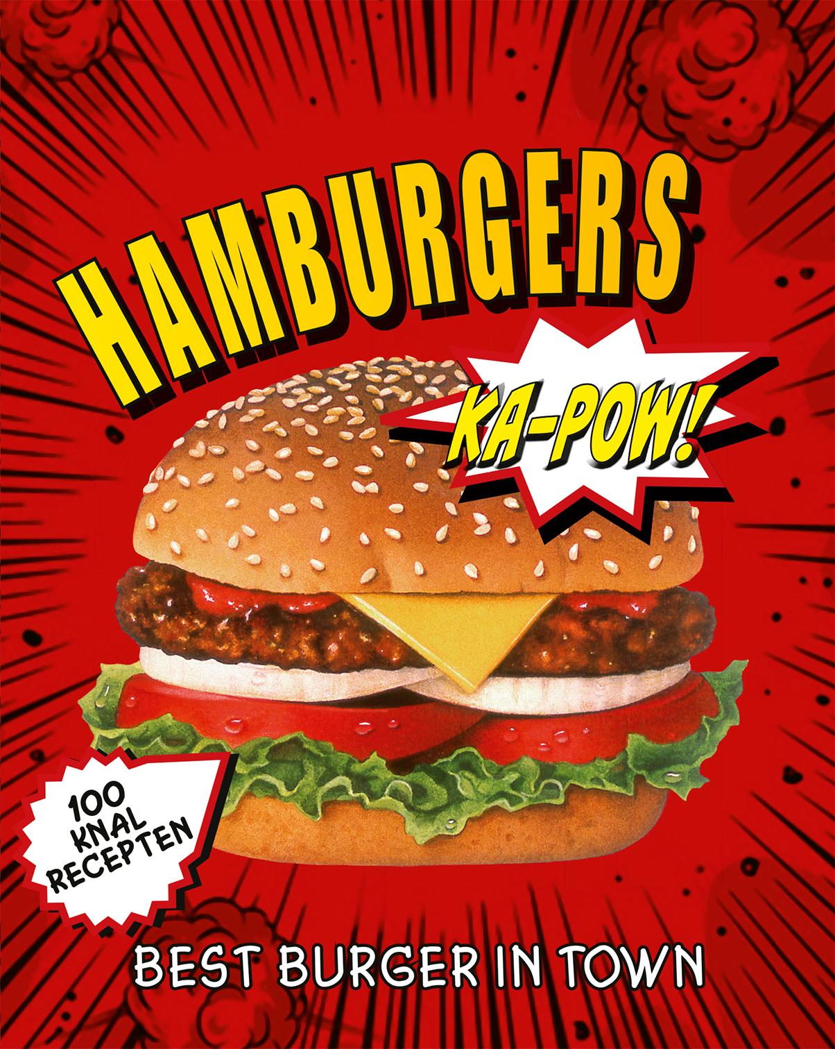 Hamburgers - Best burger in town