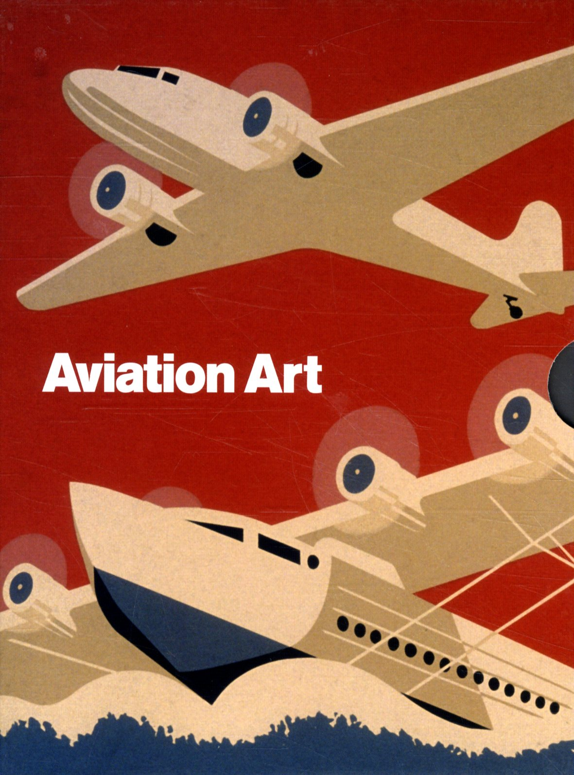 GC Aviation Art + envelop