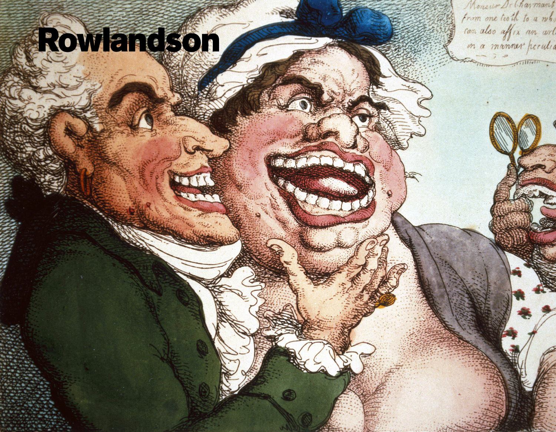 PP Rowlandson