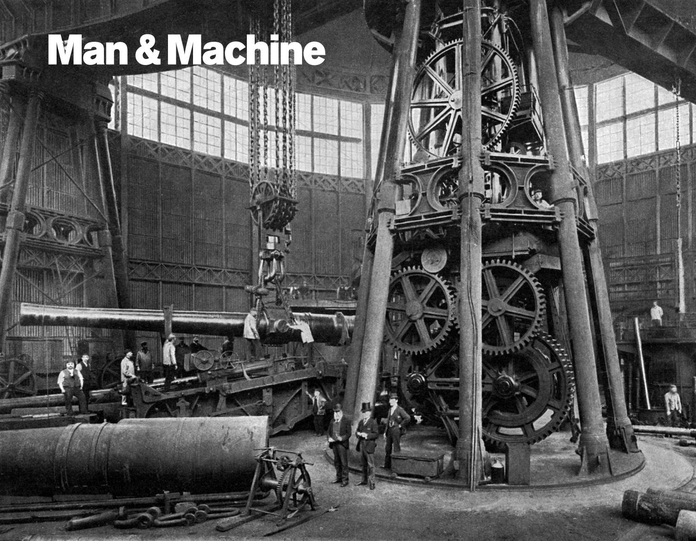 PP Man & Machine