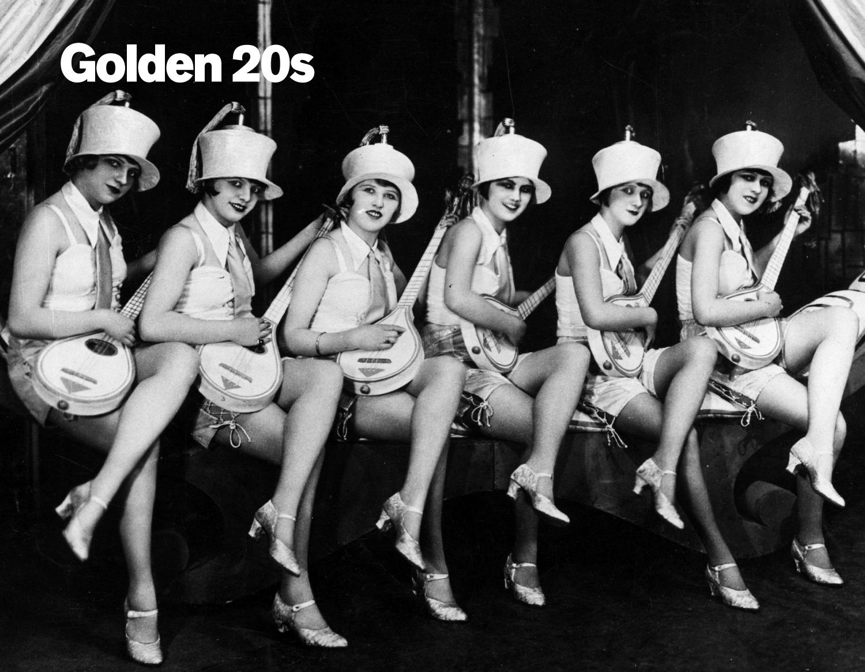 PP Golden 20's