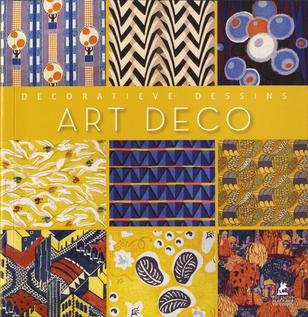 Decoratieve dessins Art deco