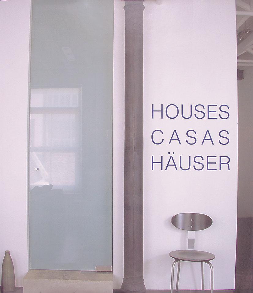 Houses, Casas, Hauser