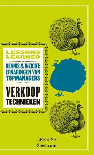 Kennis&inz. Verkooptechnieken