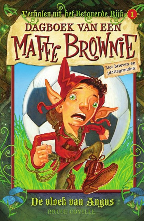Dagboek van een maffe brownie