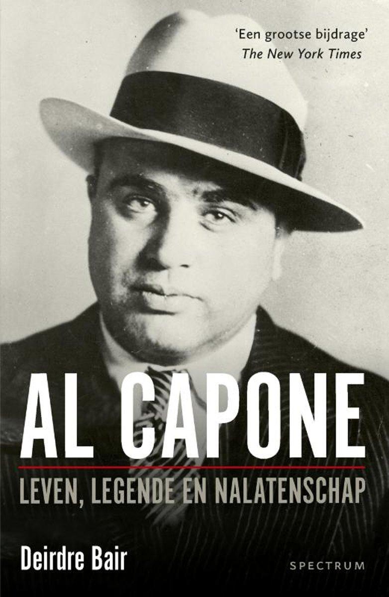 Al Capone, leven,legende,nalatensch