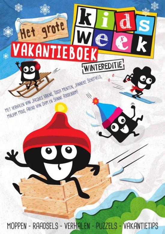 Grote Kidsweek vakantieboek -Winter