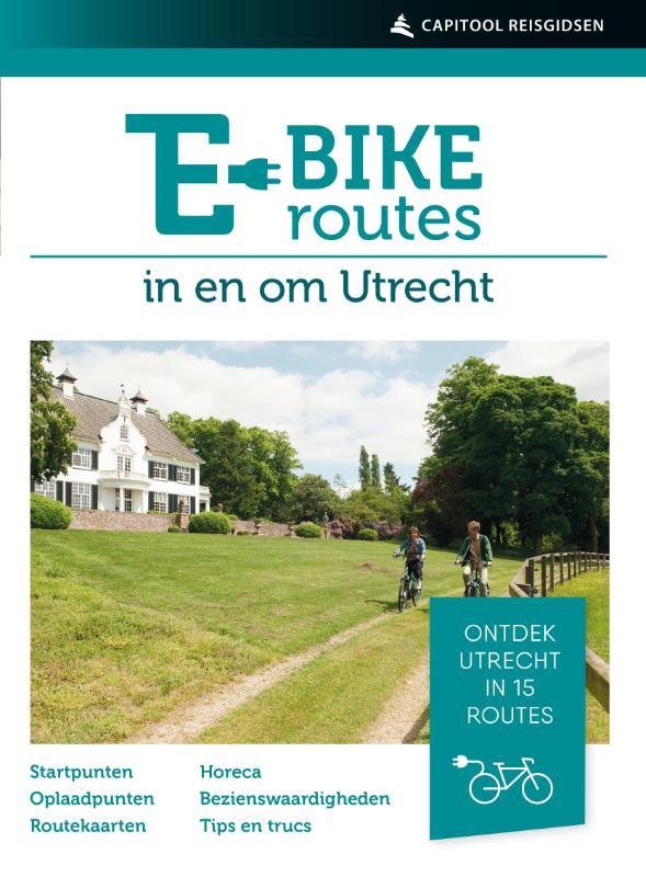 E-bike routes in en om Utrecht